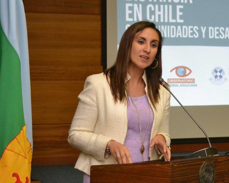 150 CONCEJALES CERRARON INÉDITA CAPACITACIÓN NACIONAL EJECUTADA POR IDER UFRO